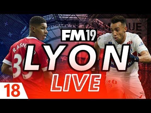 Football Manager 2019 | #18: Champions League Quarter Final #FM19