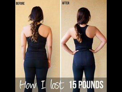 Video How to Lose 15 Pounds in 2 Weeks