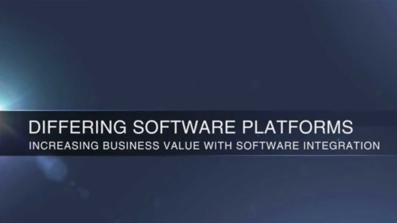 Business Value with Software Integration