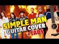 Lynyrd Skynyrd - Simple Man (Fingerstyle Guitar Cover With Tabs)
