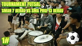 Tournament Futsal SMAN 7 BERAU VS SMA 13 PGRI BERAU Part 12 (24 October 2017)