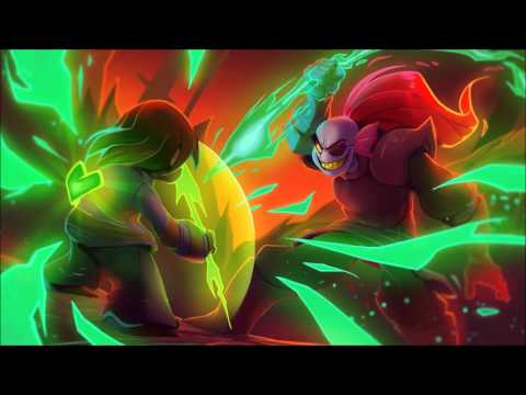 Spear of Justice (Undertale) -Dual Mix-