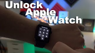 How To Unlock Apple Watch from Unknown Passcode | Remove Apple Watch Password