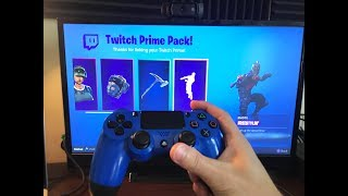 Fortnite Skin Twitch Prime 3 - How To Get Free V Bucks In ...