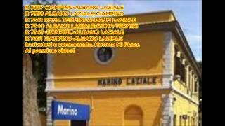 preview picture of video 'Annunci alla Stazione di Marino Laziale'
