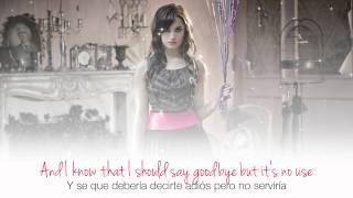 Demi Lovato - Here We Go Again (Lyrics) Español
