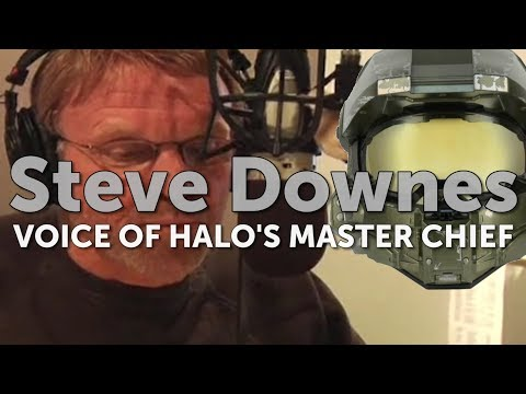 The Voice Behind Halo's Master Chief: Steve Downes | Documentary (2008)