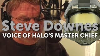 The Voice Behind Halo's Master Chief: Steve Downes | Documentary (2008) - dooclip.me