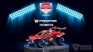 2e Periode | Speelronde 14 | Keuken Kampioen Divisie Esports Predator Fan Competitie