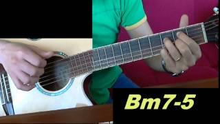 Gitar Dersi - Kenan Doğulu - Tutamıyorum Zamanı - Akor Ve Solo çalışması