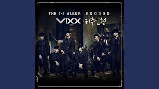 VIXX -  B.O.D.Y