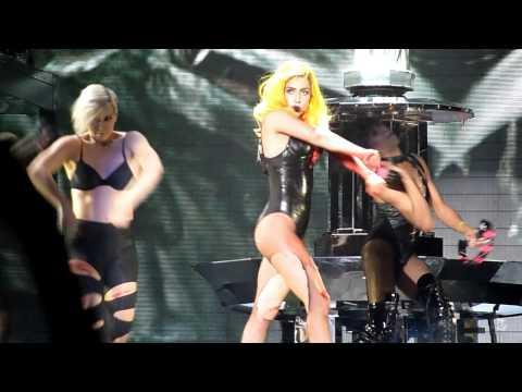 Lady Gaga - Alejandro [The Monster Ball @ Malmö Arena, 19/11, 2010] HD