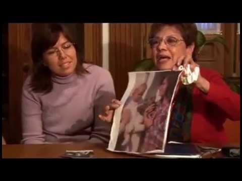 <p>Fragmento de la película documental Quién soy yo? de Estela Bravo, donde la nieta restituida Claudia Poblete da en 1986 testimonio junto a su abuelas Buscarita Roa.<br></p>
