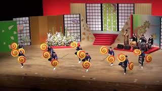 第16回青森県民謡グランプリ組踊り