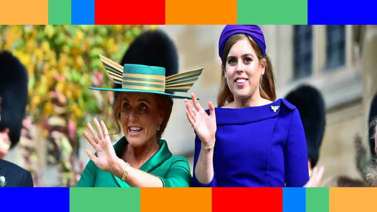 PHOTO – La princesse Eugenie dévoile un joli cliché pour les 62 ans de sa mère Sarah Ferguson