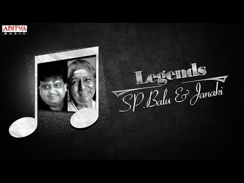 Legends - S.P. Balu & Janaki | Telugu Golden Songs Jukebox