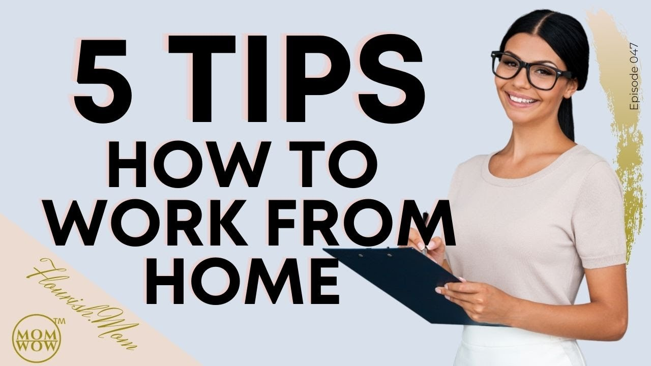 How to Work From Home and Successfully Transform your Life