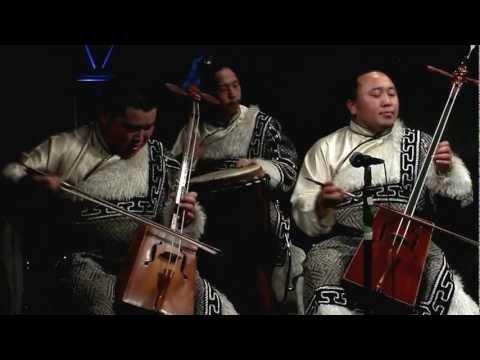 Mongolian Folk-Metal Music Group, Hanggai