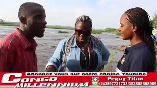 TÉLÉ RÉALITÉ :MOI TOUR NA FLEUVE CONGO PEGUY TITAN A BETI SETE NDENGE MUSALA NA BANGO EZALI KO KUFA.