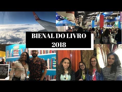 VLOG BIENAL DO LIVRO SP 2018 | What Jana Reads