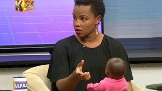 #K24Alfajiri: Weaning for infants. Pt 1