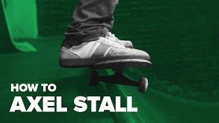 Смотреть онлайн Скейтбординг: учимся делать Аксель
