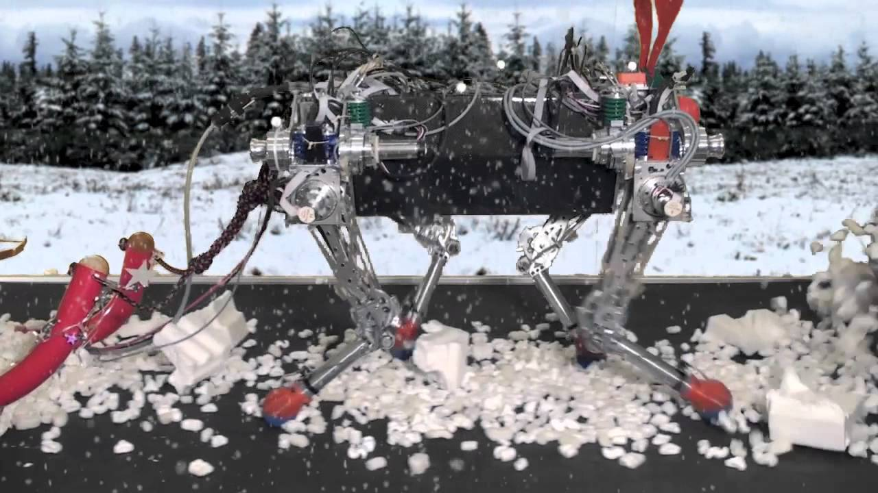 Sobering Look At Our Cold Robotic Christmases Of Tomorrow
