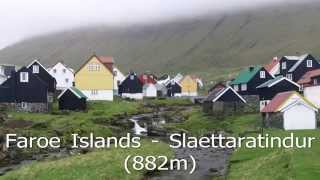 preview picture of video 'EURO 48 - Slaettaratindur, Faroe Islands'