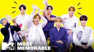 BTS' Most Memorable MTV Moments