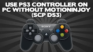 How To Easily Connect PS3 Controller to PC (No Motioninjoy Required)