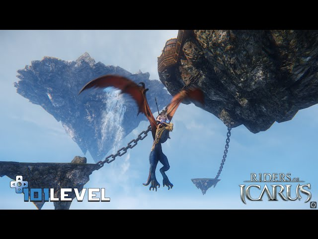Capturando a Lynic - Riders of Icarus