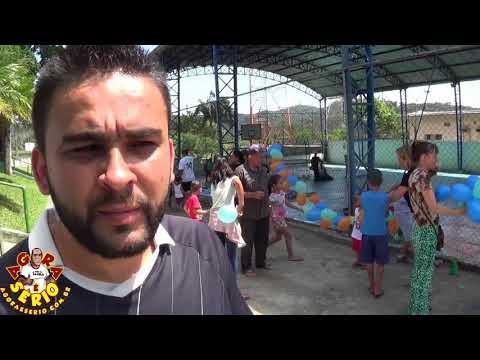 Festa das Crianças no Bairro da Palmeira