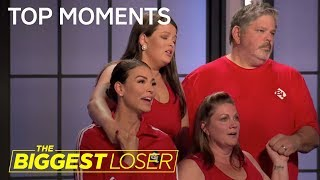 The Biggest Loser | Red Team Gets Redemption At Final Weigh In | Season 1 Episode 4 | On USA Network