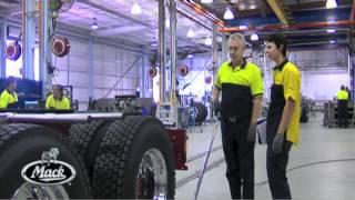 Mack Trucks Australia Factory