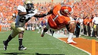 Martavis Bryant || Clemson Highlights ᴴᴰ
