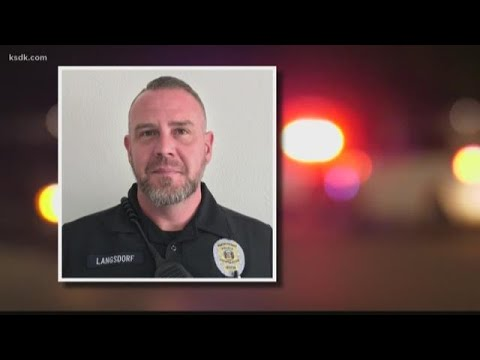 Officer Michael Langsdorf's journey