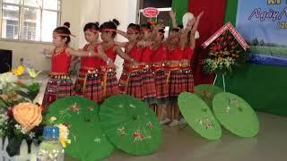 Tiết mục múa CÔ GIÁO VỀ BẢN - Văn nghệ Học Đường Chào mừng ngày nhà giáo Việt Nam 20/11