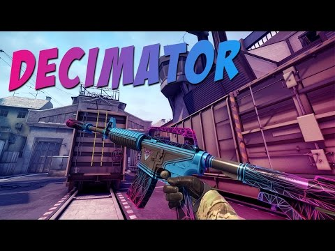Top 10 CSGO Best M4A1-S Skins   GAMERS DECIDE