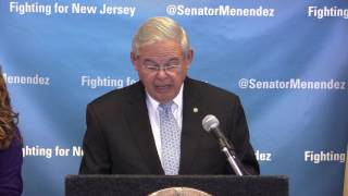 Sen. Menendez Raises Questions on Potential Russian Takeover of US Energy Infrastructure
