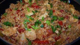 Spanish Chicken And Rice Skillet - Gluten Free