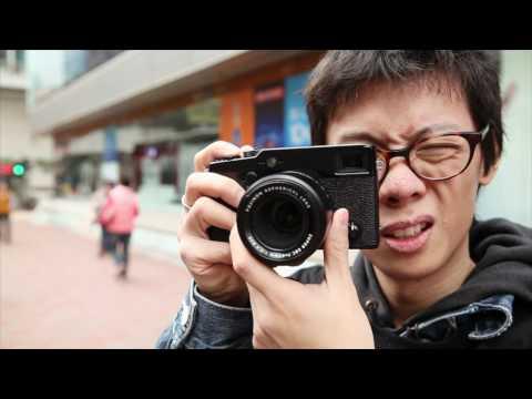 Fujifilm X-Pro1 Lens Reviews - 18mm f/2, 35mm f/1.4 & 60mm f/2.4 Macro
