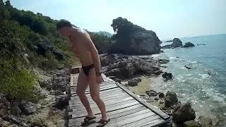 о  Ко лан Samae Beach идем к нудистам