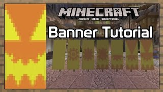 How To Make A Banner In Minecraft Ps4 Free Online Videos Best