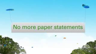HSBC Paperless Statements