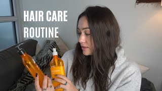 Current Hair Care Routine + DIY Shampoo Preview