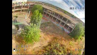 Only two months flying FPV and I go to San Charpu!