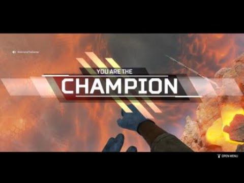 Apex Legends Luckiest Win