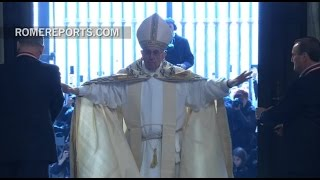 Jubilee of Mercy: Opening of Holy Door
