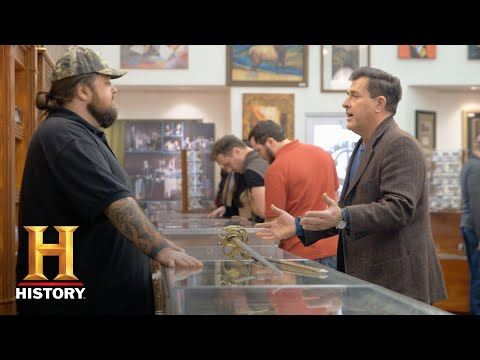 Pawn Stars: Napoleonic Era Sword (Season 14) | History