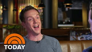 'Billions' Star Damian Lewis Shares Why He Was Shaking Before Meeting Steven Spielberg | TODAY